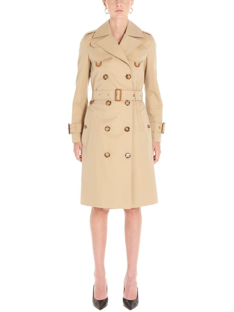 Burberry 'islington' Coat - Beige