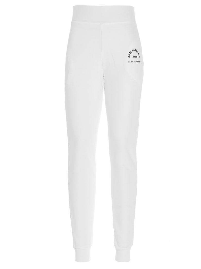 Karl Lagerfeld Pants - White