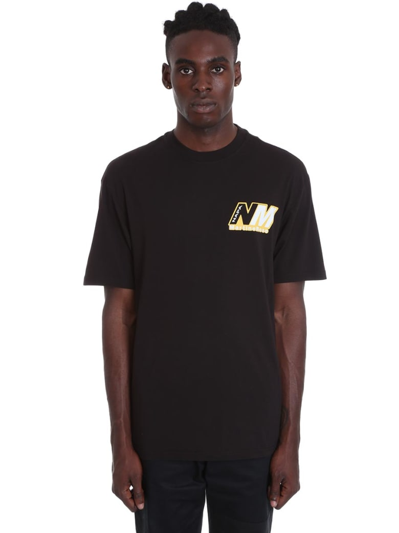 Napa By Martine Rose S-ocelot T-shirt In White Cotton - white