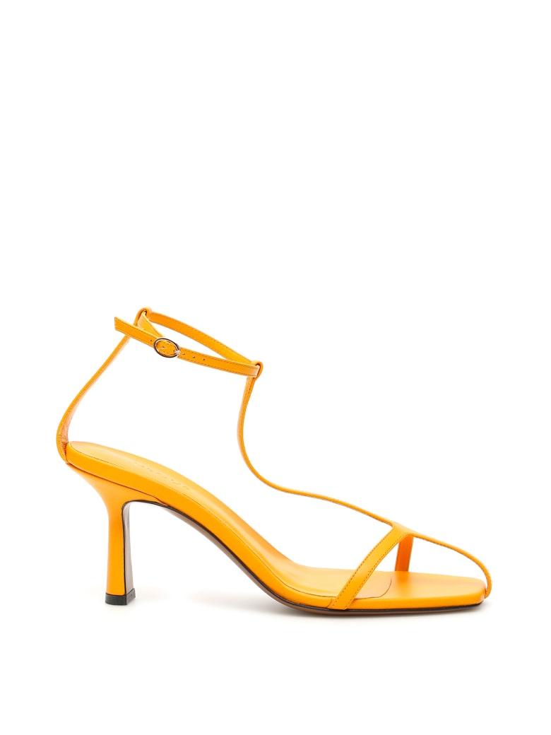 Neous Jumel Sandals - MUSTARD (Yellow)