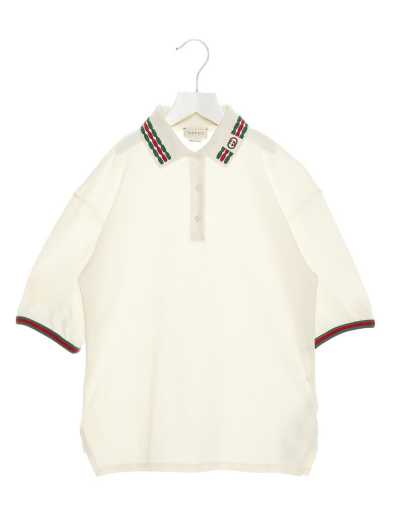Gucci Polo - White