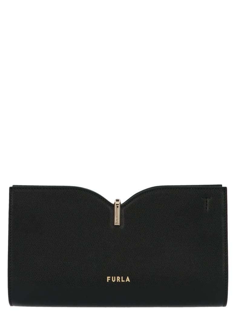 Furla 'ribbon' Bag - Black