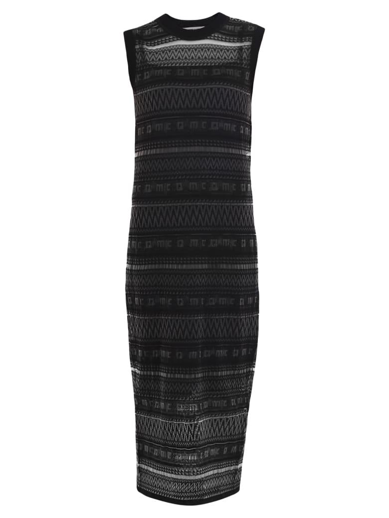 McQ Alexander McQueen Viscose Blend Skirt - Black