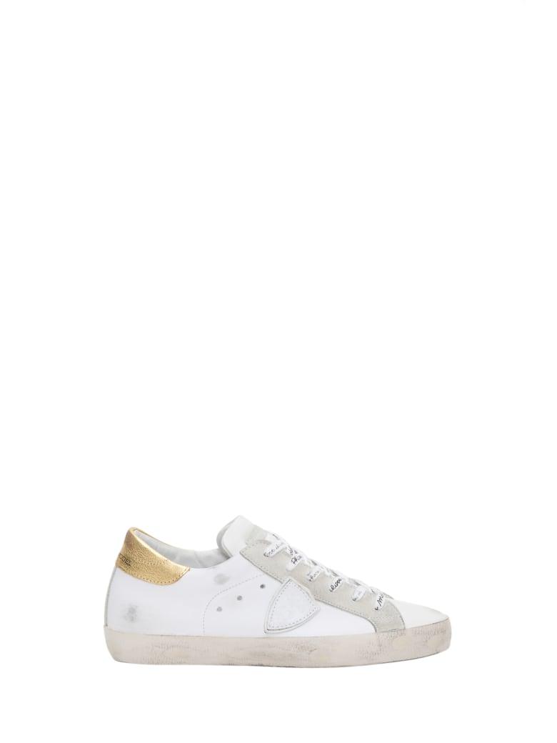 Philippe Model Paris Sneakers - Bianco