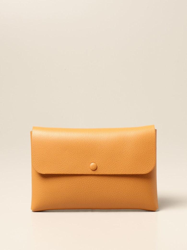 Il Bisonte Briefcase Shoulder Bag Women Il Bisonte - Ocher