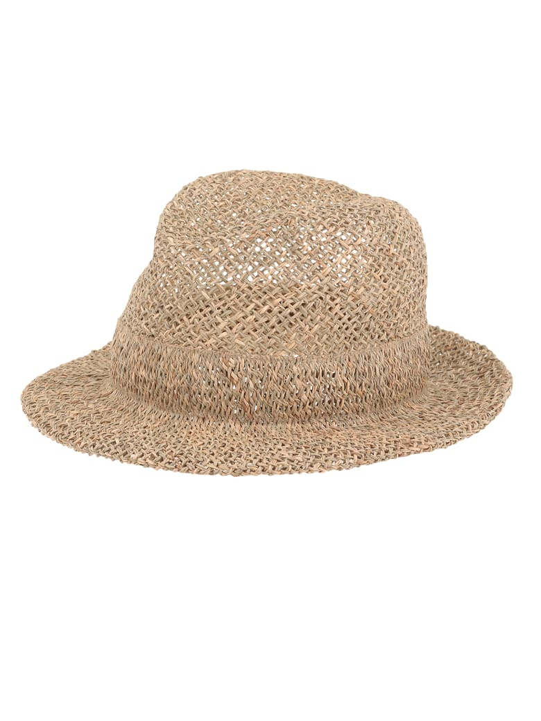 Scha Chicago D Natural Hat - NATURAL
