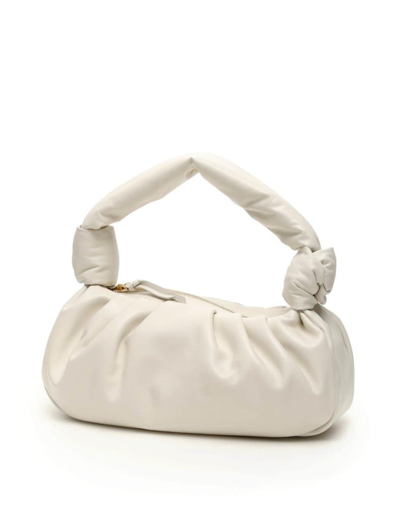 Miu Miu 2 Knot Nappa Bag - Bianco