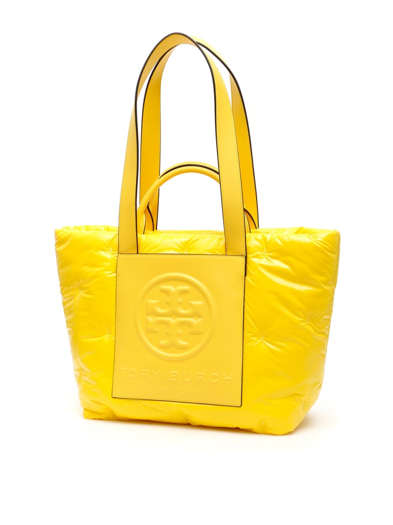 Tory Burch Perry Bombe Tote Bag - LIMONE (Yellow)