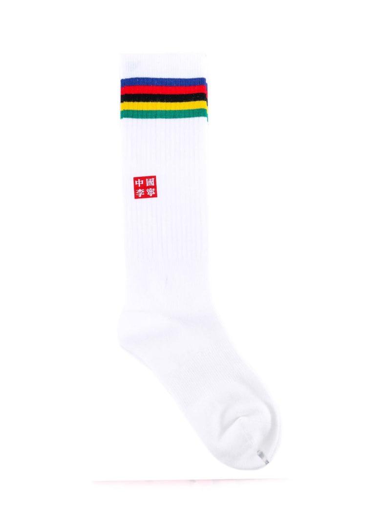 Li-Ning Socks - White