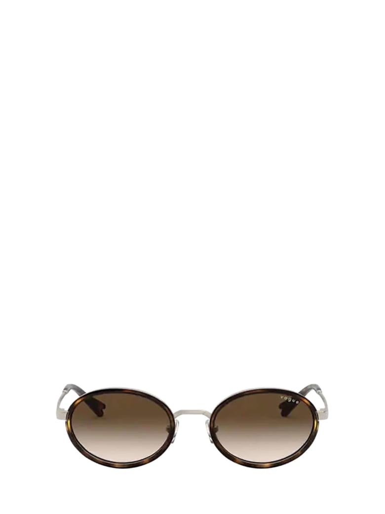 Vogue Eyewear Vogue Vo4167s Pale Gold Sunglasses - 848/13