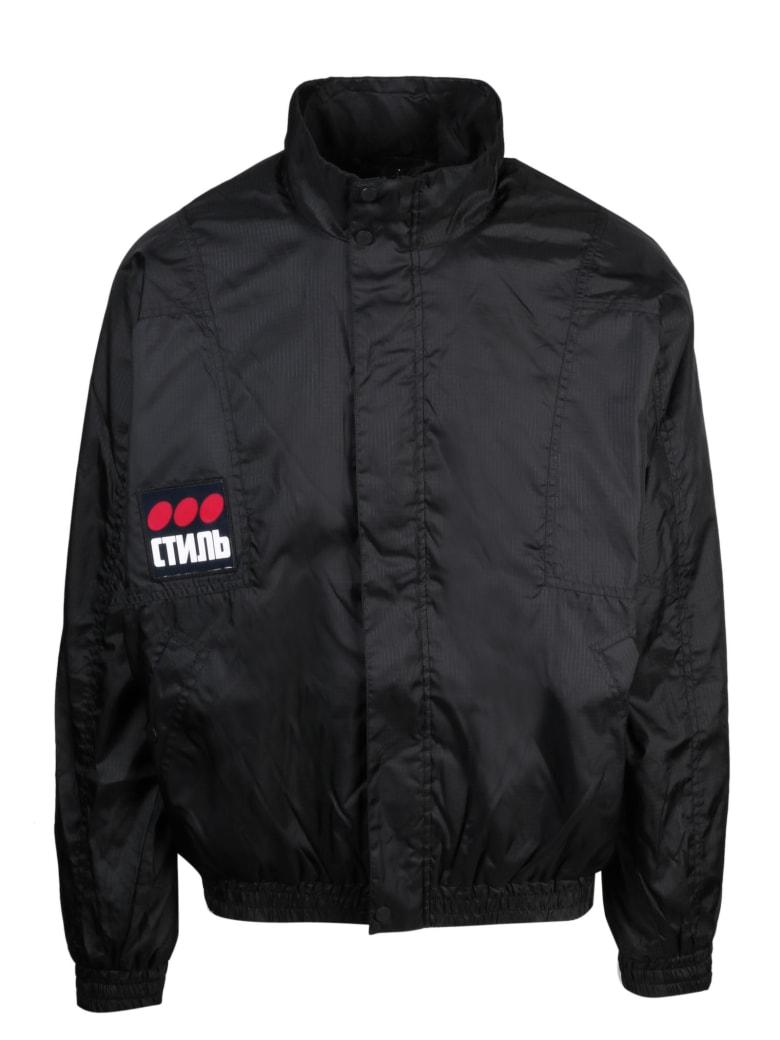HERON PRESTON Jacket - Black