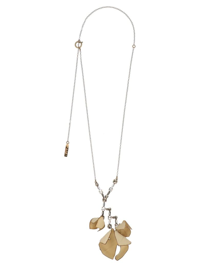 Marni Necklace - Beige