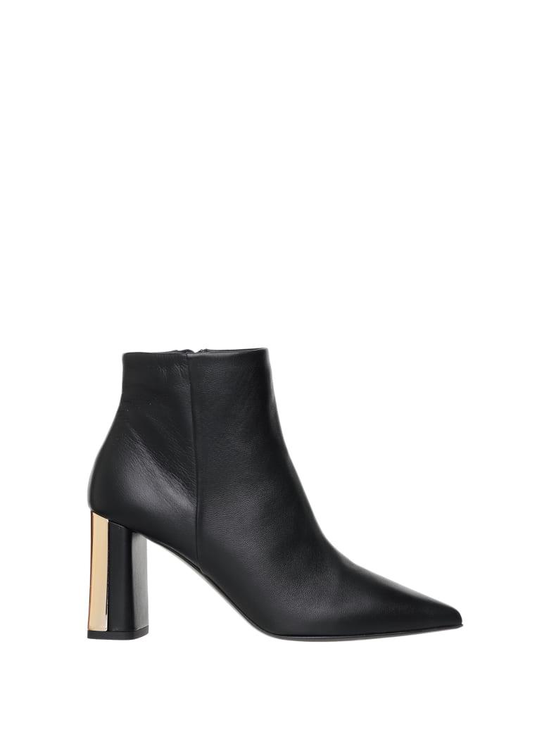 Ninalilou Ninalilou Ivy Black Ankle Boot - NERO