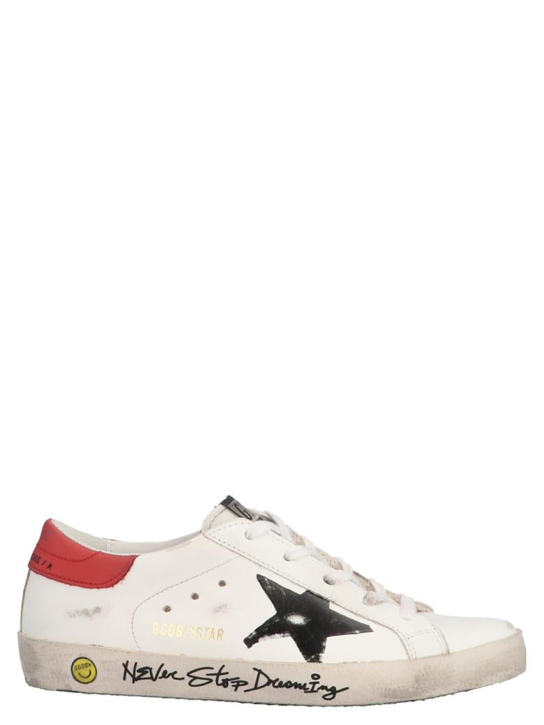 Golden Goose 'superstar' Shoes - White