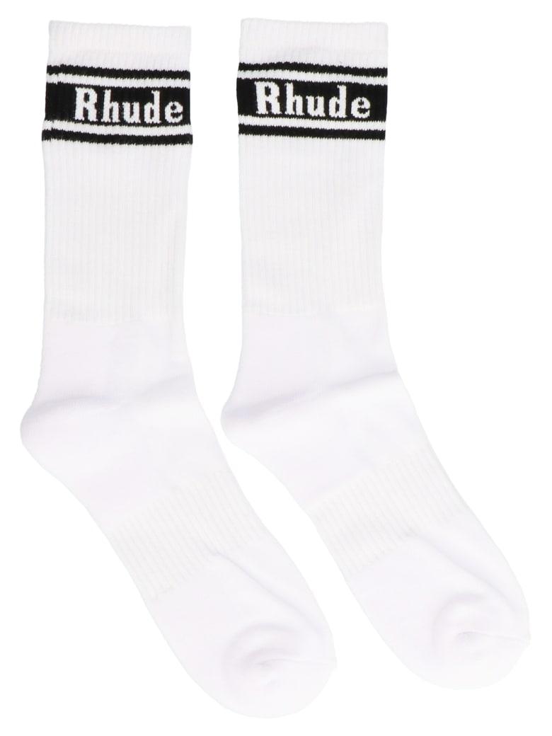 Rhude Socks - Black