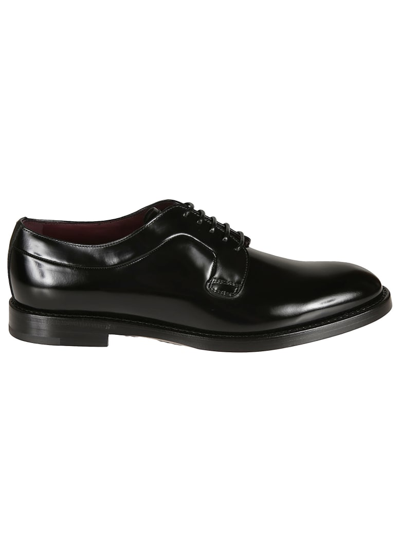 Dolce & Gabbana Classic Oxford Shoes - Black