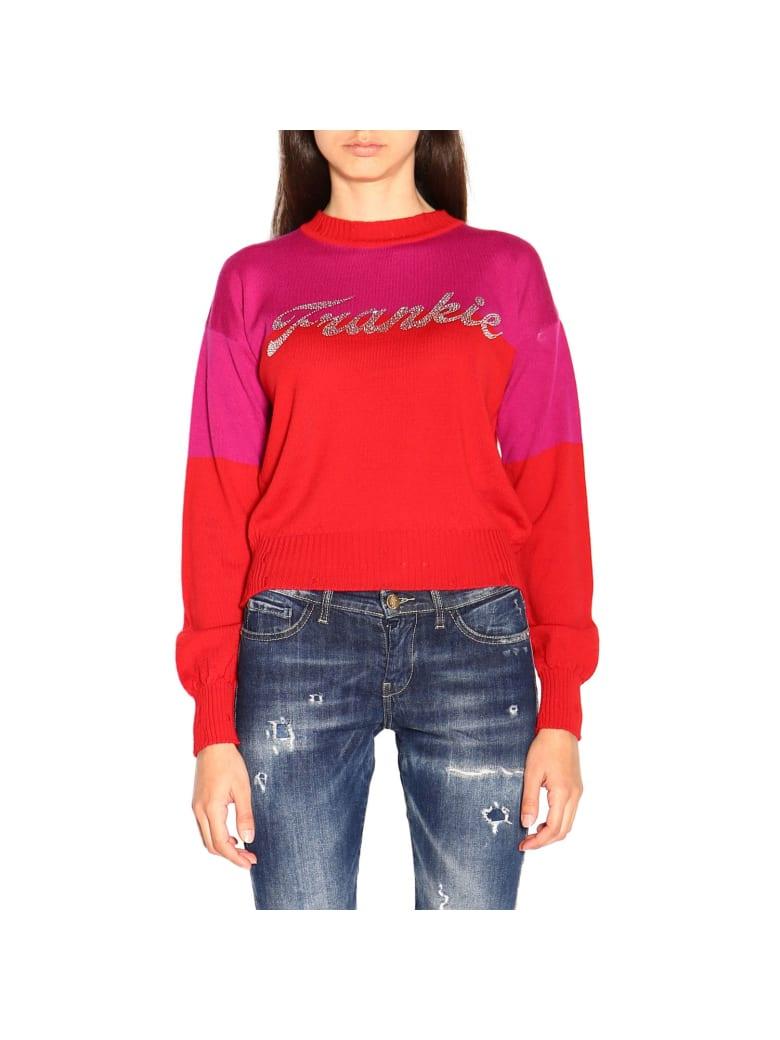 Frankie Morello Sweater Sweater Women Frankie Morello - red