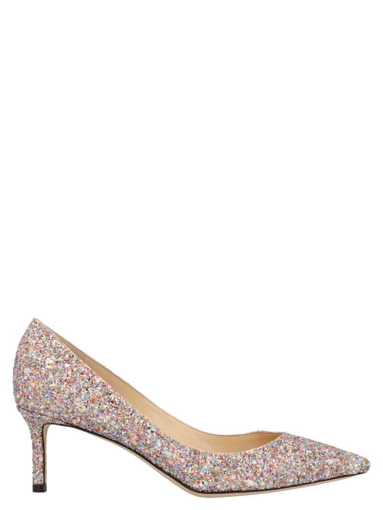 Jimmy Choo 'romy' Shoes - Pink