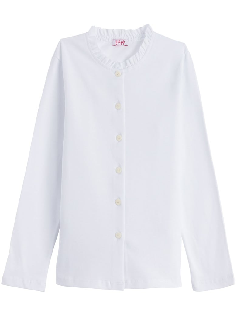 Il Gufo Shirt - White