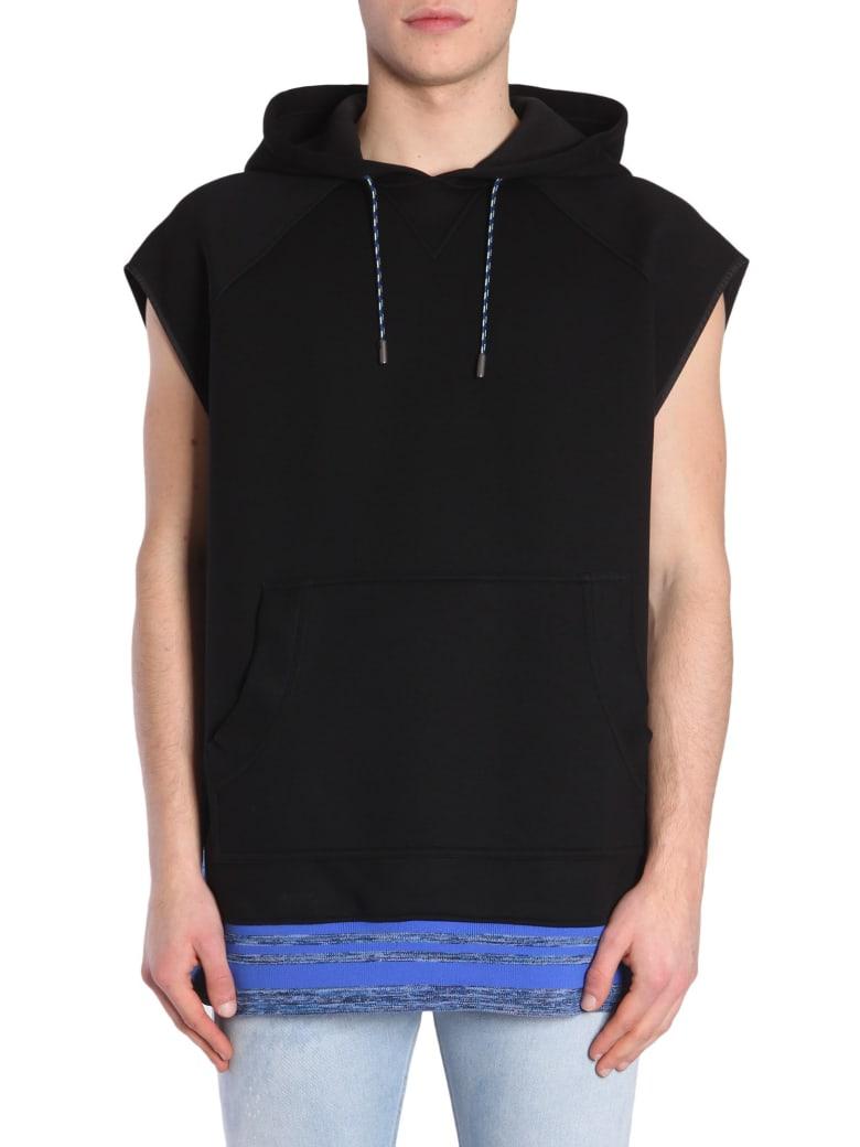 Diesel Black Gold Sio Sweatshirt - NERO