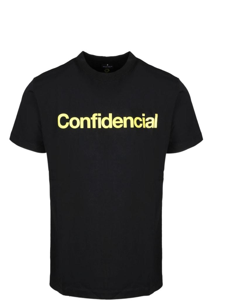 Marcelo Burlon Confidential T-shirt - Black