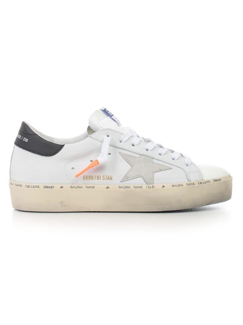 Golden Goose Sneakers - Ice Nabuck Ice Star