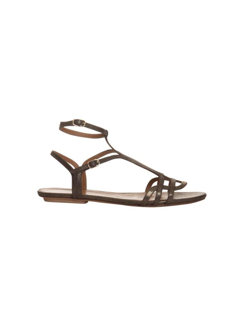 Chie Mihara Open-toe Sandals - BRONZO