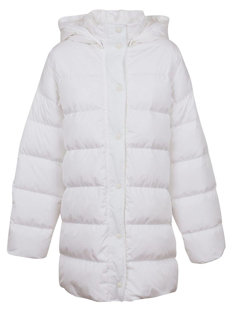 MSGM Giubbino/down Jacket - Optical White