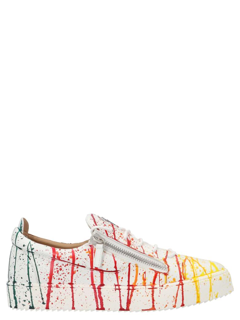 Giuseppe Zanotti 'may London' Sneakers - Multicolor