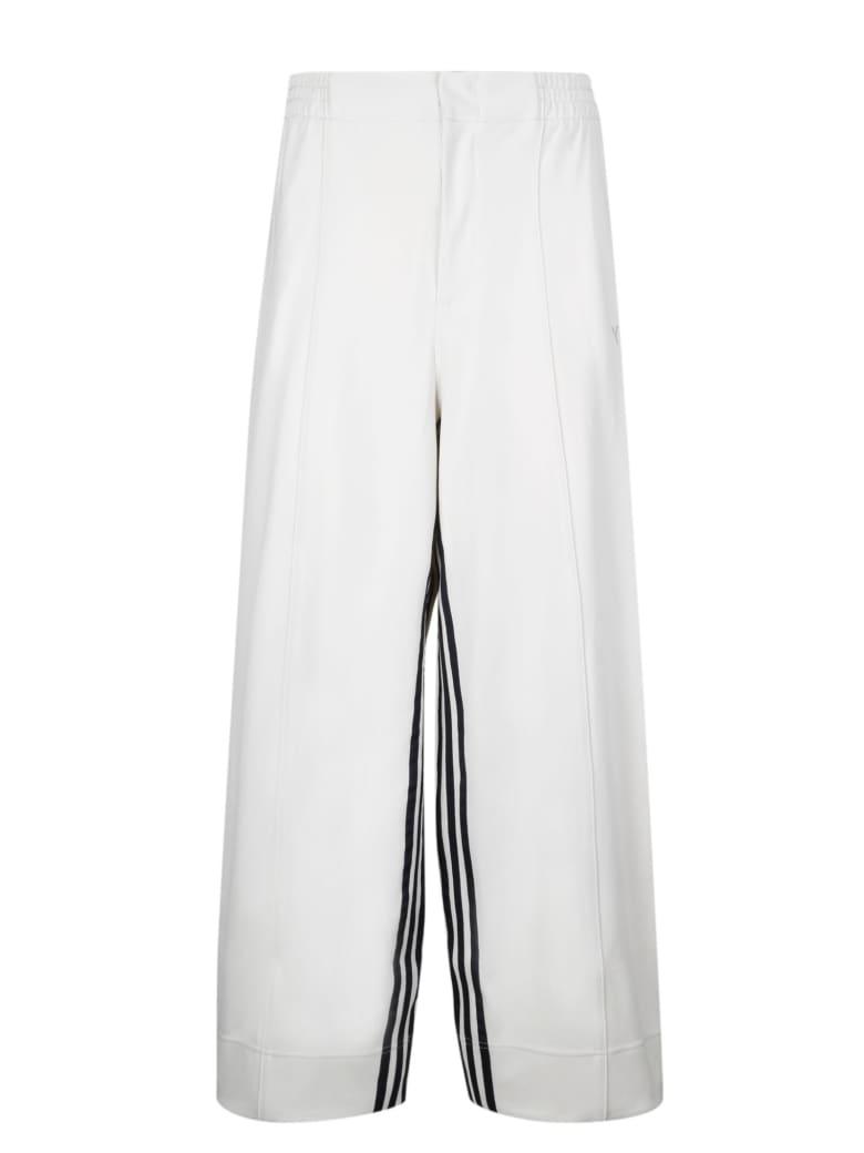Y-3 Trousers - Ecru