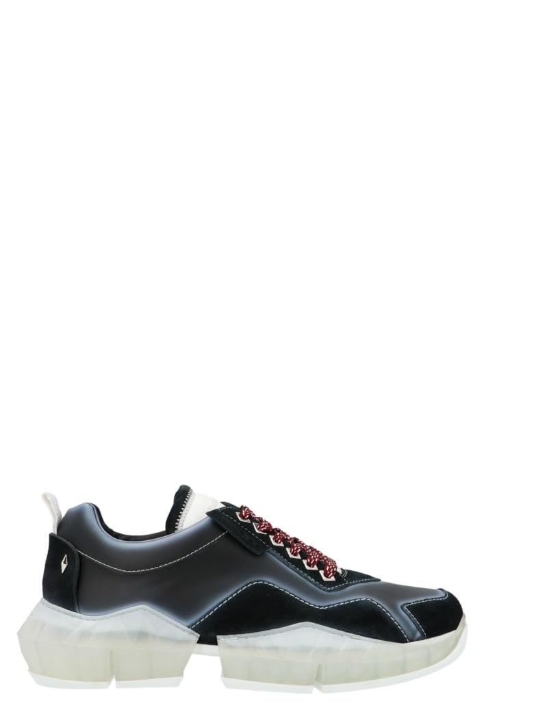 Jimmy Choo 'diamond' Shoes - Black