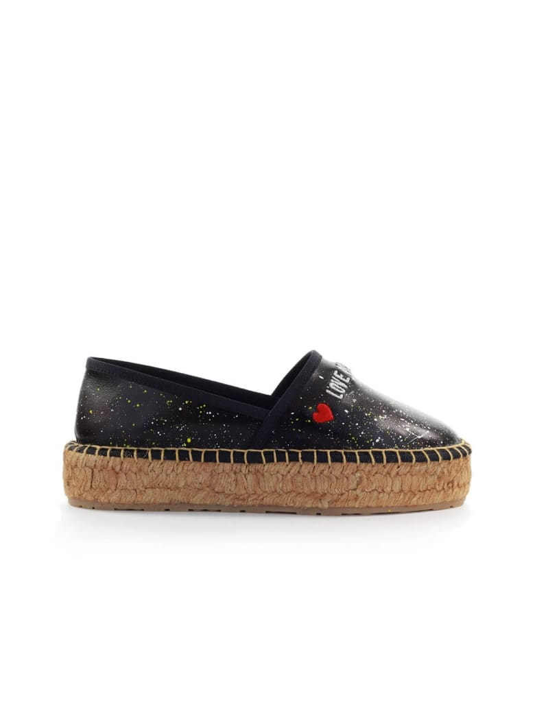Love Moschino Flat Shoes | italist