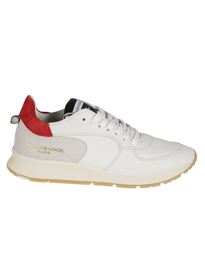Philippe Model Paris Sneakers - White