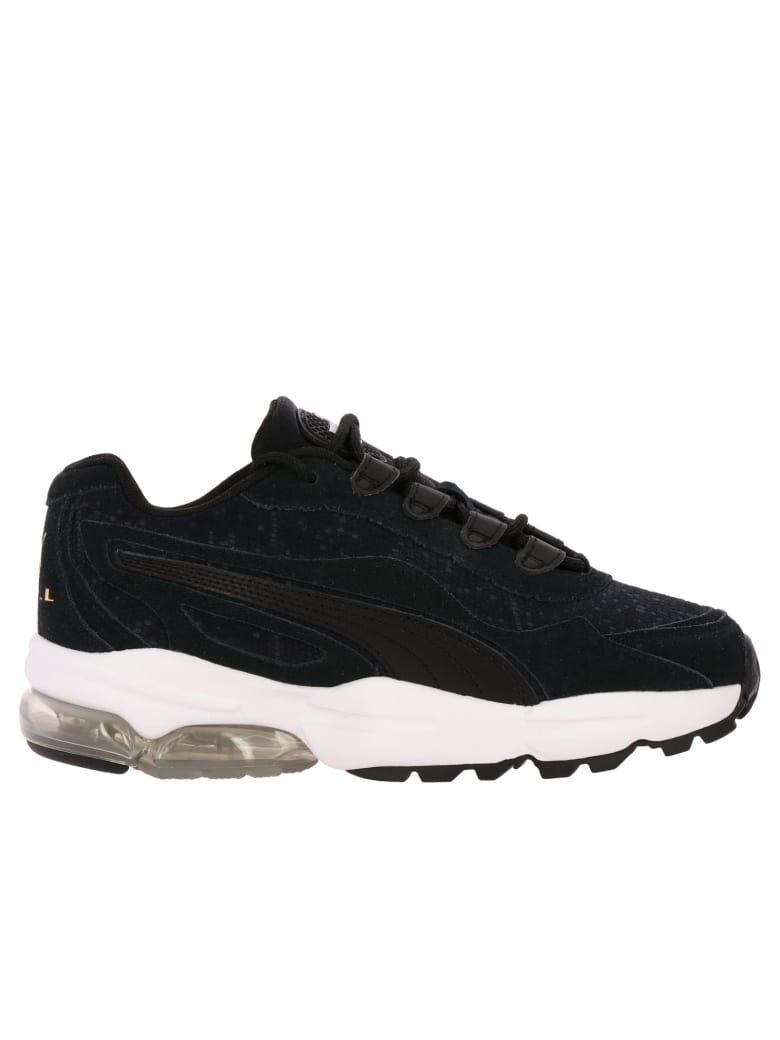 Puma Sneakers Shoes Women Puma - black