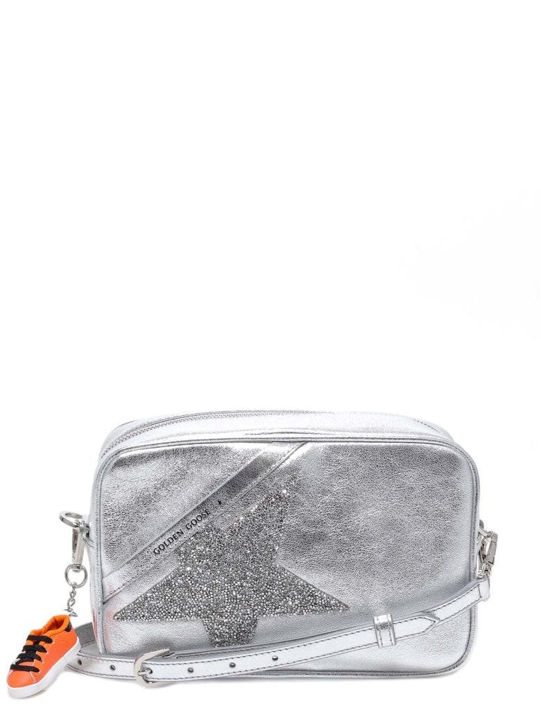 Golden Goose Star Bag Shoulder Bag - Silver