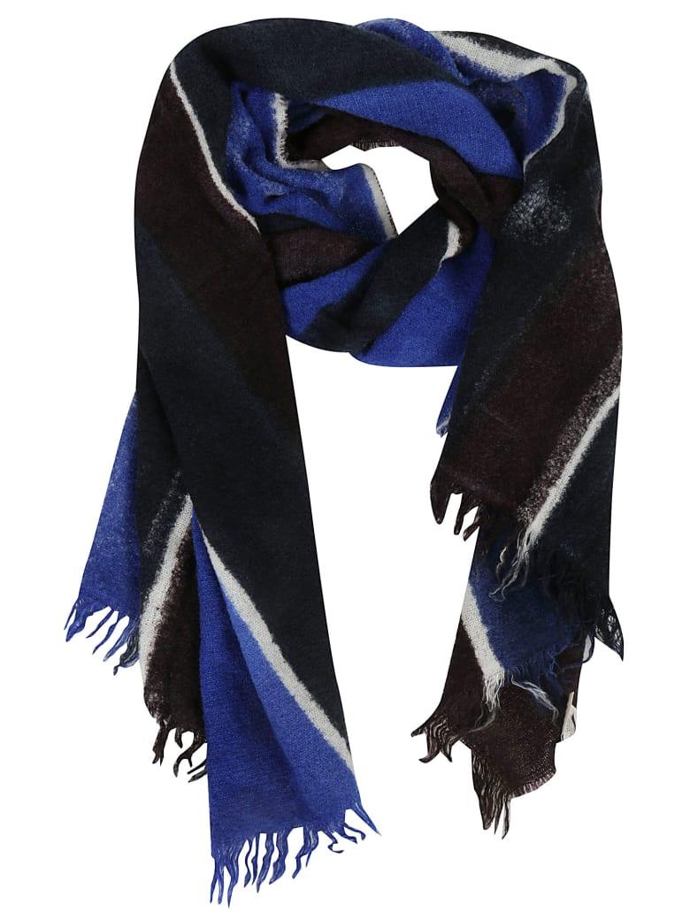 Destin Surl Striped Scarf - Multicolor