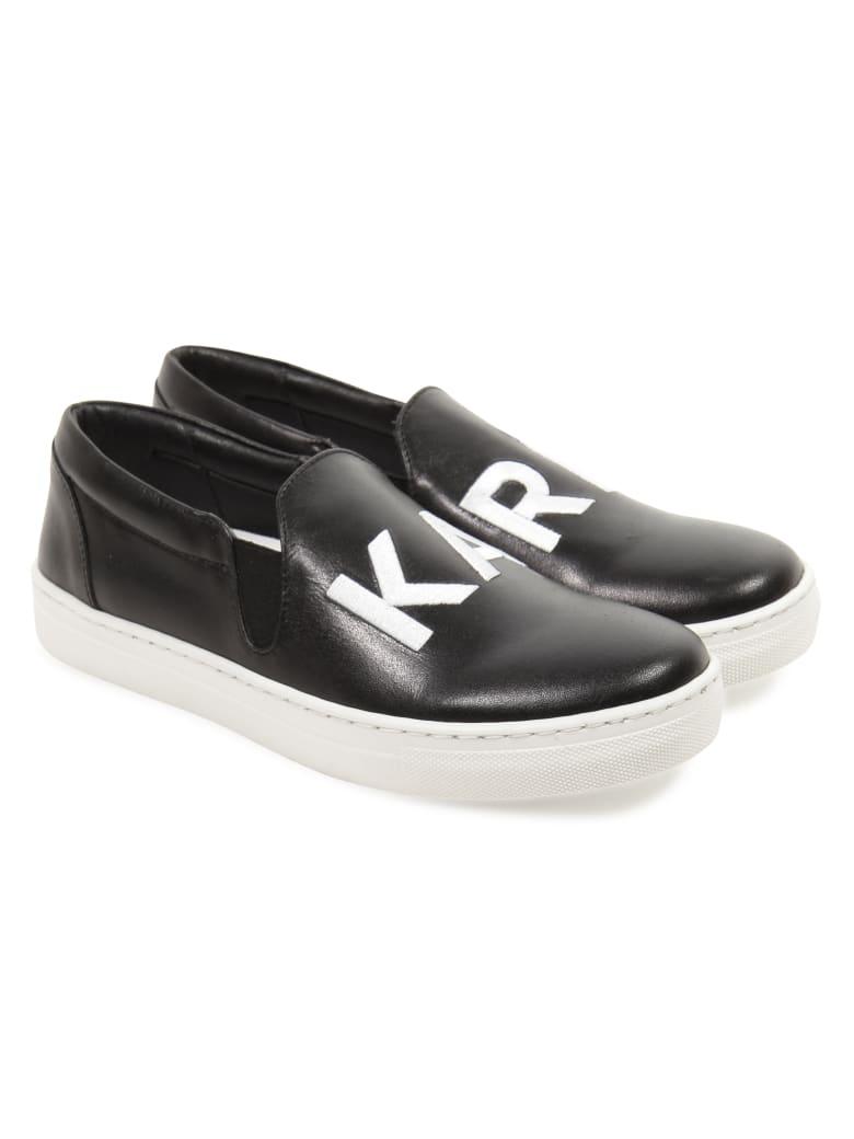 Karl Lagerfeld Shoes - Nero