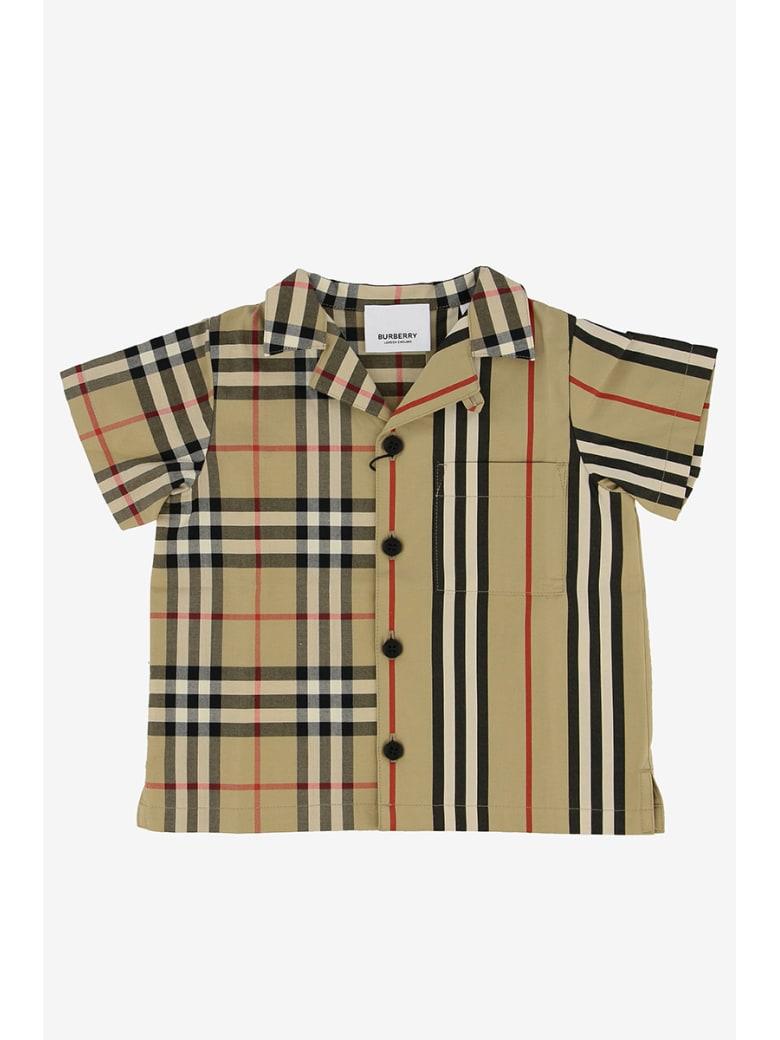 Burberry Vintage Check Shirt - Beige