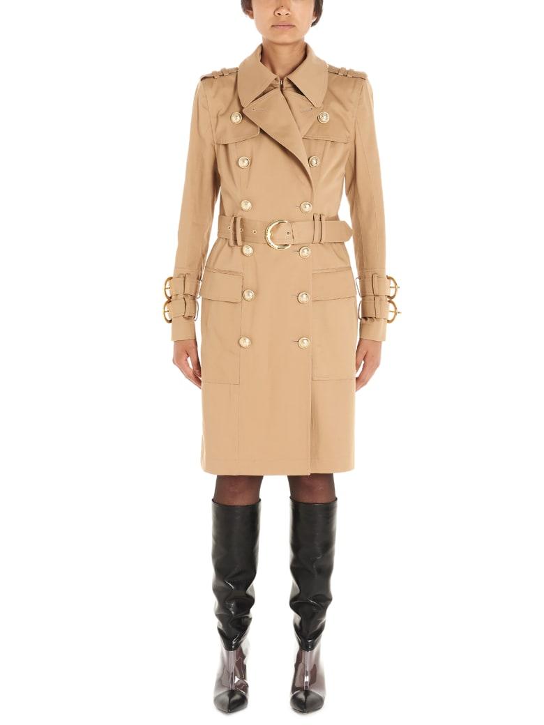 Balmain Coat - Beige