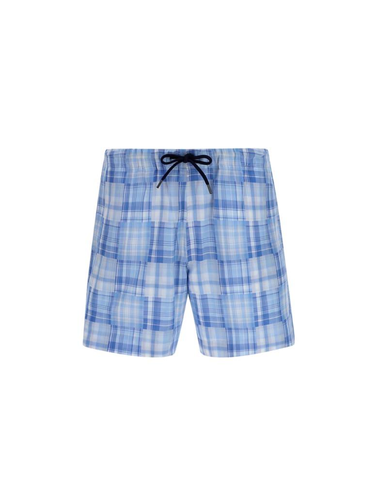 Paul Smith Bermuda Shorts - Blue