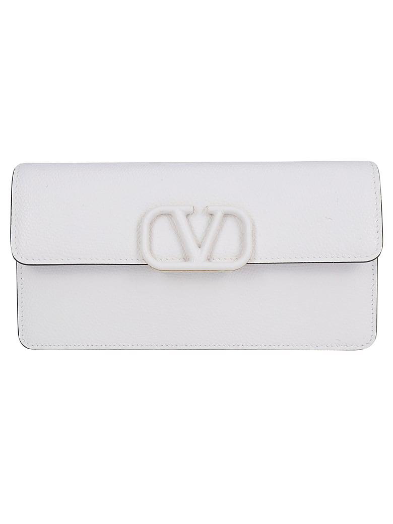Valentino Garavani Wallet - Bianco Ottico