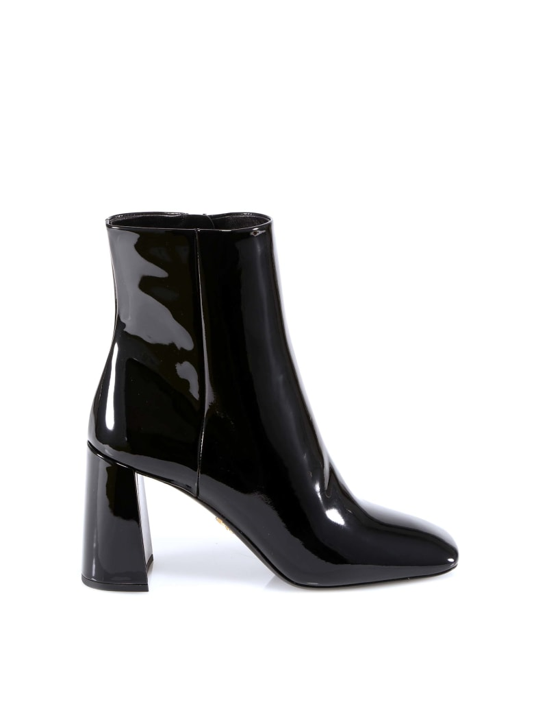Prada Ankle Boots - Black
