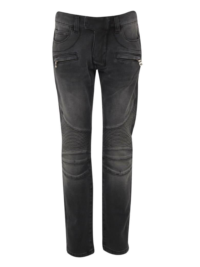 Balmain Jeans Balmain Paris Kids - Grey
