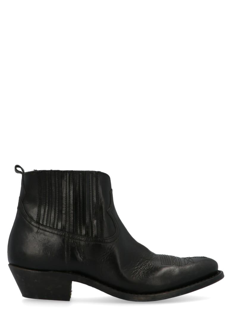 Golden Goose 'crosby' Shoes - Black