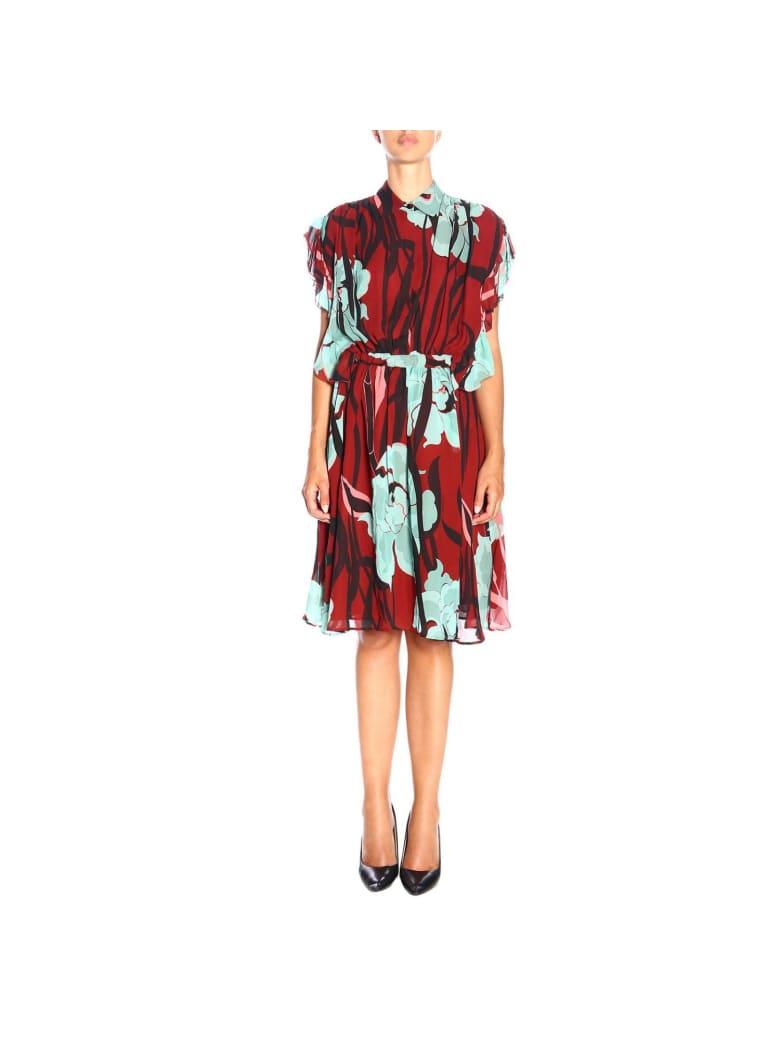 Just Cavalli Dress Dress Women Just Cavalli - burgundy