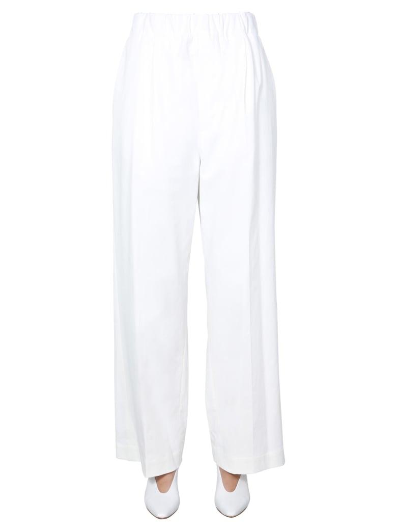 Jejia Wide Trousers - BIANCO