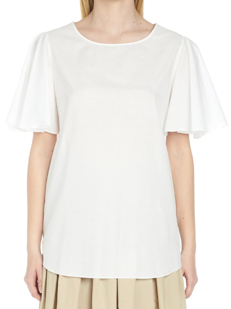 Boutique Moschino Top - White