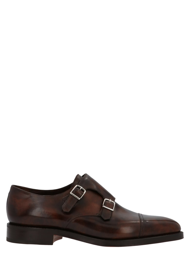 John Lobb 'william' Shoes - Brown