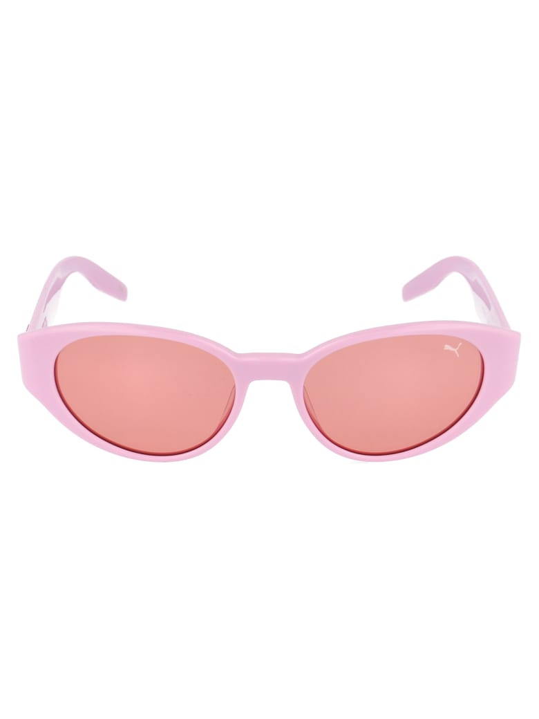 Puma Sunglasses - Pink Pink Red