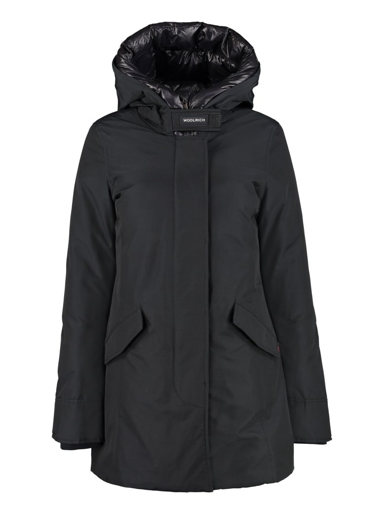 Woolrich Hooded Arctic Parka - DARK NAVY